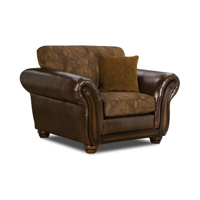 Simmons Upholstery Aske Armchair