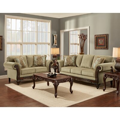 Beacher Living Room Collection