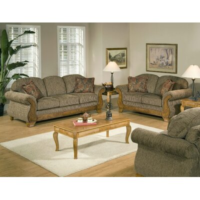 Moncalieri Configurable Living Room Set
