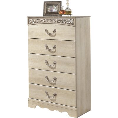 Johnby 5 Drawer Chest