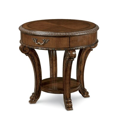 Brussels End Table