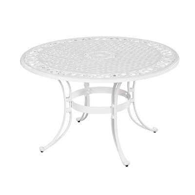 Van Glider Dining Table Table Size: 42