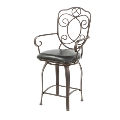 Balmoral 24 Swivel Bar Stool