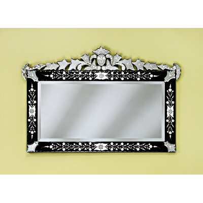 Large Venetian Accent Mirror