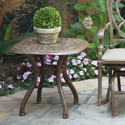 Fairmont Side Table Finish: Mocha
