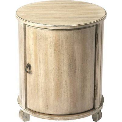 Barbery End Table Finish: Driftwood