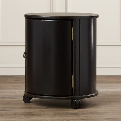 Barbery End Table Finish: Black Licorice