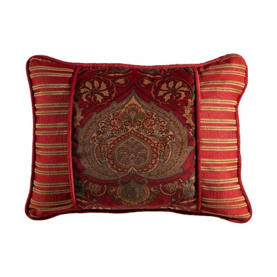 Newtownabbey Velvet Throw Pillow