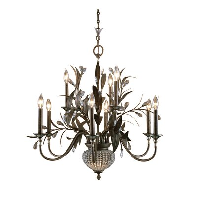 Missenden 9-Light Candle-Style Chandelier