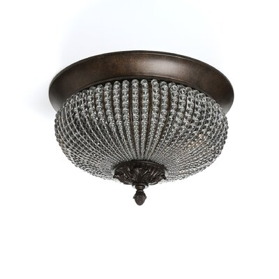 Missenden 2-Light Flush Mount