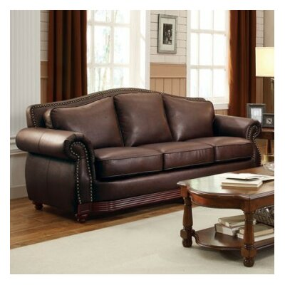 Astoria Grand ASTG1703 27551902 Dinton Show-Wood Sofa