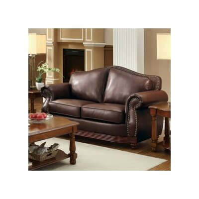 ASTG1702 27551901 ASTG1702 Astoria Grand Dinton Show-Wood Loveseat