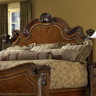 Brussels Panel Headboard Size: King