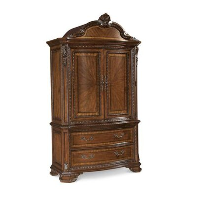 Brussels Armoire Base