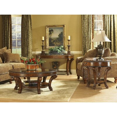 Ormside Round Coffee Table Set