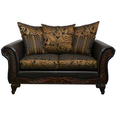 Astoria Grand ASTG2069 27982078 Mouros Loveseat Upholstery
