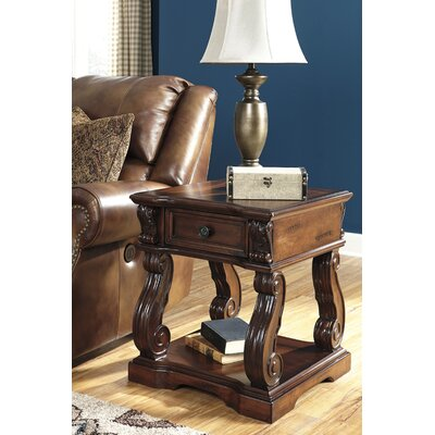 Binion End Table