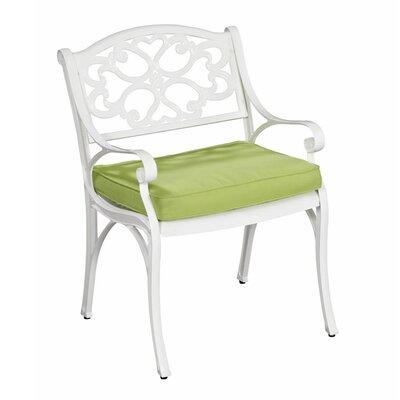 Van Glider Arm Chair with Cushion Cushion: With Cushion