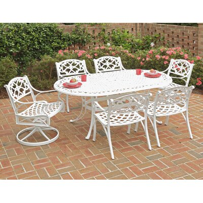 Van Glider 7 Piece Dining Set