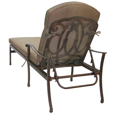 Dolby Chaise Lounge Frame