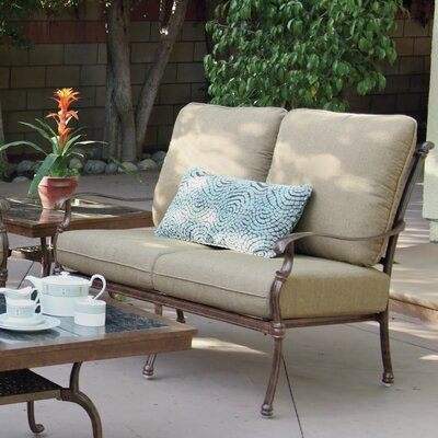 Trisara Deep Seating Loveseat with Cushion