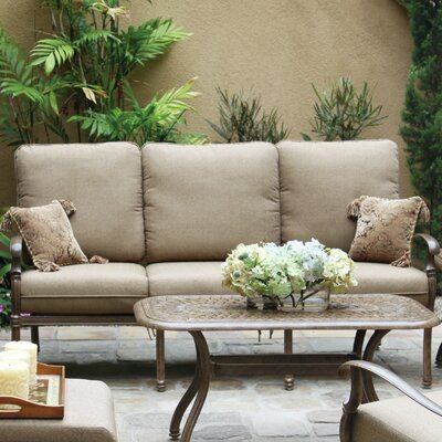 Trisara Deep Seating Sofa with Cushion