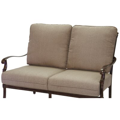 Dolby Loveseat Seat and Back Cushion