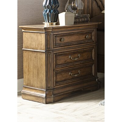 Blenheim 2 Drawer Nightstand