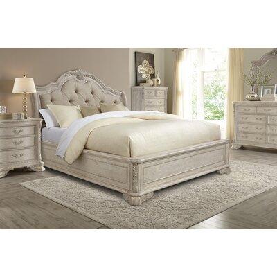 Schwerin Platform Customizable Bedroom Set