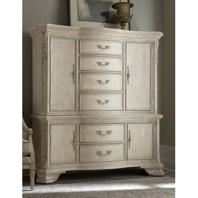Gosson 2 Drawer Gentlemans Chest