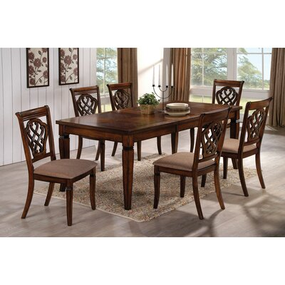 Vittorio 7 Piece Dining Set