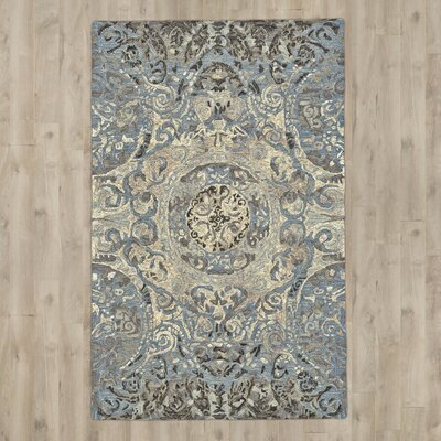 Palmer Hand-Tufted Twilight Area Rug