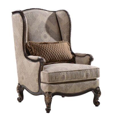 Izaak Wing Back Chair