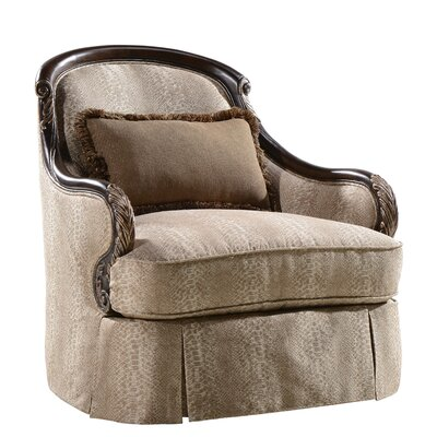 Izaak Swivel Armchair