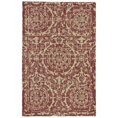 Ruby Area Rug Rug Size: 5 x 8
