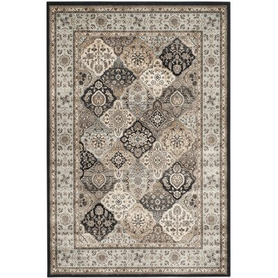 Glamis Light Blue Area Rug Rug Size: Rectangle 67 x 92