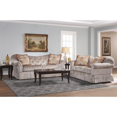 ASTG2480 28392729 ASTG2480 Astoria Grand Serta Upholstery Loveseat