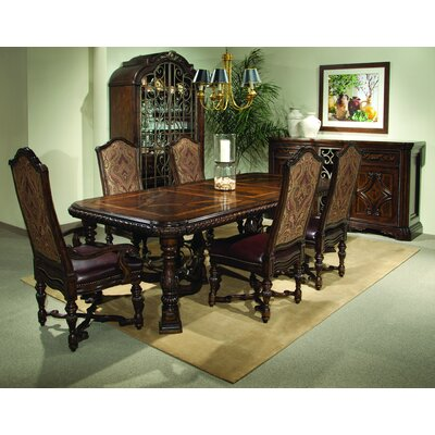 Evelyn 6 Piece Dining Set-Evelyn Arm Chair