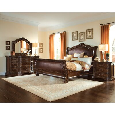 Evelyn Sleigh Configurable Bedroom Set