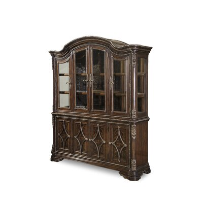 Hepburn Lighted China Cabinet