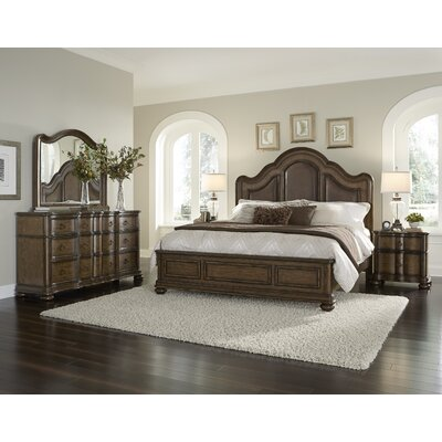Quellenhof Panel Customizable Bedroom Set