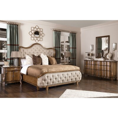 Sofitel Panel Configurable Bedroom Set