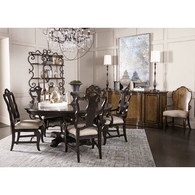 Sofitel 6 Piece Dining Set