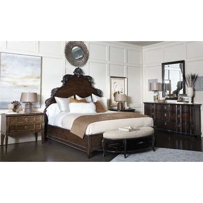 Sofitel Platform Configurable Bedroom Set