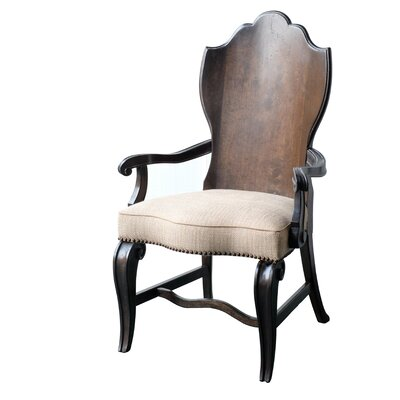 Sofitel Upholstered Dining Chair (Set of 2) Finish: Melange