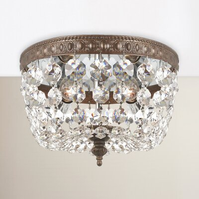 Cadogan 2-Light Flush Mount