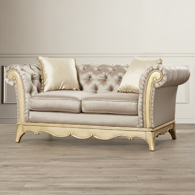 Bainbridge Chesterfield Loveseat