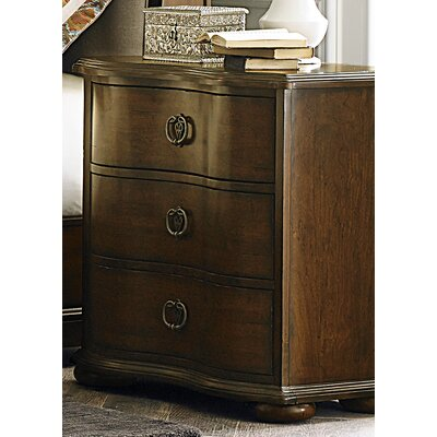 Caudalie 3 Drawer Bachelors Chest