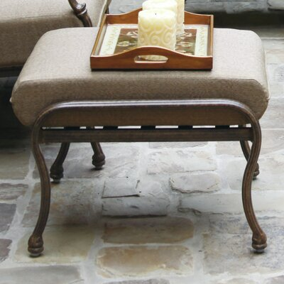 Trisara Ottoman with Cushion