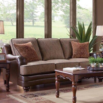 Serta Upholstery Madison Sofa Upholstery: Emu Brownie